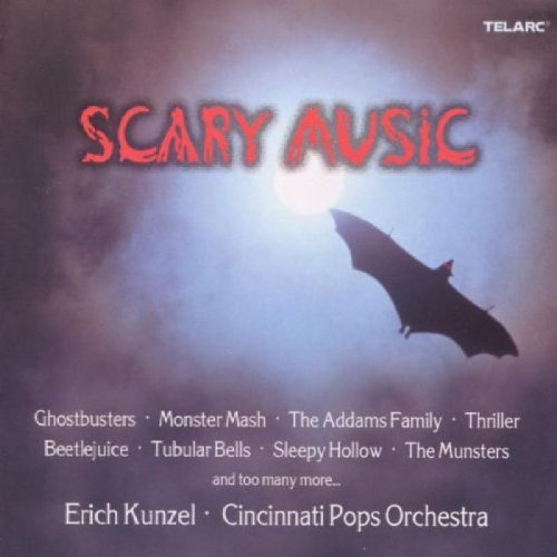 Scary Music by Burt Bacharach,&#32;John De Bello,&#32;Michael [Engineer] Bishop,&#32;Wendy / Elkind, Rachel Carlos and Robert Cobert