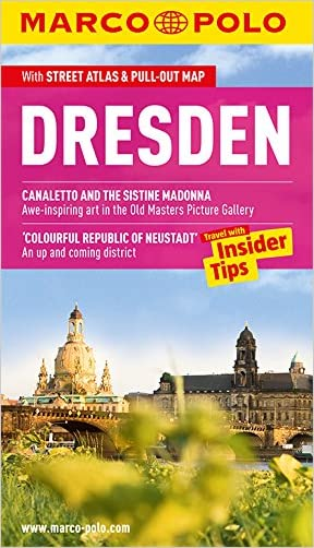 Dresden Marco Polo Guide (Marco Polo Guides) written by Marco Polo Travel
