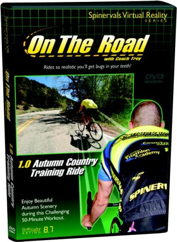 Spinervals On The Road DVD 1.0 Autumn Country Training Ride