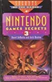 img - for Nintendo Games Secrets, Volume 3 (Secret of the Game Series) book / textbook / text book