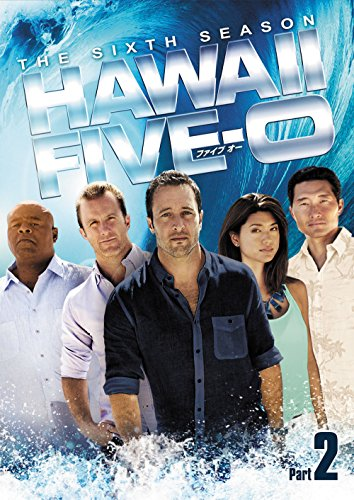 Hawaii Five-0 シーズン6 DVD-BOX Part2[DVD]