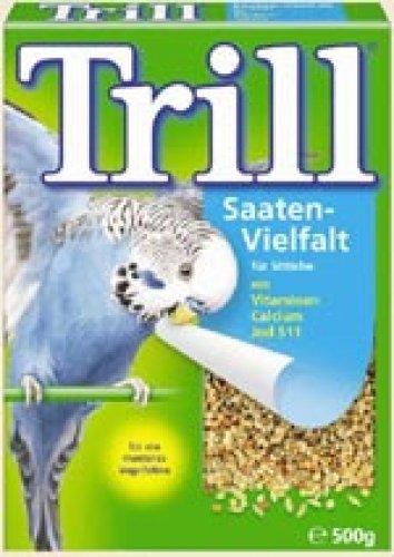 Trill - Saaten-Vielfalt für Sittiche, 8 x 1