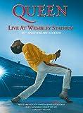 ライヴ・アット・ウェンブリー・スタジアム<25周年記念デラックス・エディション> [DVD]