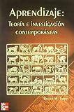 img - for Aprendizaje : teor a e investigaci n contempor neas book / textbook / text book