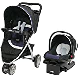 Graco Pace Travel System w/SnugRide Click Connect 30, Midnight