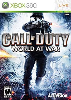 [Xbox 360] Call of Duty: World at War (コール オブ デューティ ワールド・アット・ウォー:輸入版:北米)