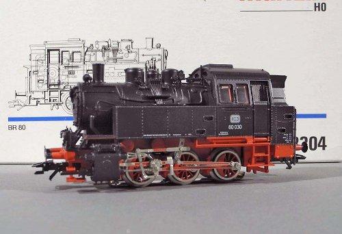 Märklin Dampflok 3304.1, im Originalkarton