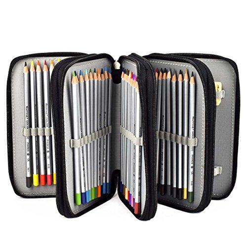 newcomdigi-astuccio-per-72-matite-portapenne-astuccio-scuola-elementari-super-grande-4-strati-porta-