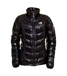 The North face jacket super diez black women S