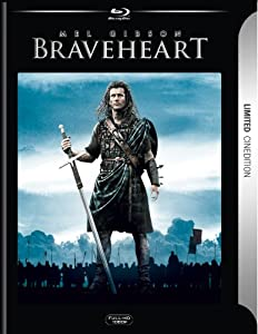 Braveheart - Limited Cinedition [Blu-ray]