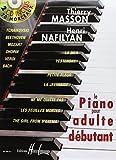 Piano pour adulte débutant avec 2 CD...