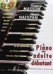 Piano pour adulte d�butant avec 2 CD