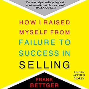 How I Raised Myself from Failure to Success in Selling Audiobook