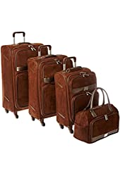 Diane Von Furstenberg Viaggi Four Piece Luggage Set