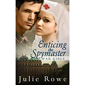 Enticing the Spymaster Audiobook