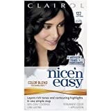 Clairol Nice 'N Easy Color 122 Natural Black