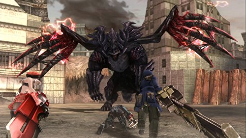 appeared in god eater - photo #42