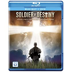 Soldier of Destiny Blu-Ray