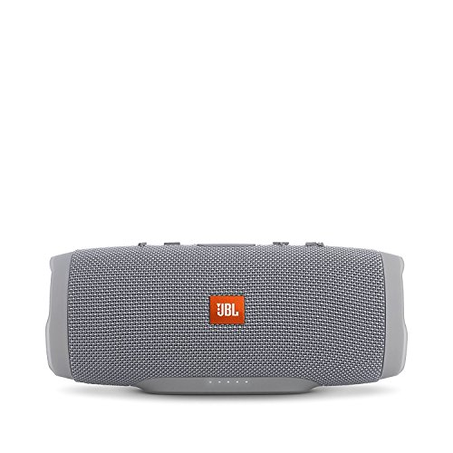 JBL 차지3  리퍼 제품 - JBL Charge 3 Waterproof Bluetooth Speaker -Gray(Certified Refurbished),Grey