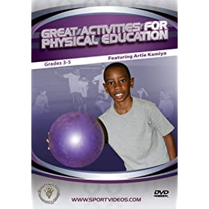 Great Activities for Physical Education: Grades 3-5 movie