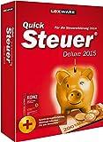 Software - QuickSteuer Deluxe 2015 (f�r Steuerjahr 2014)
