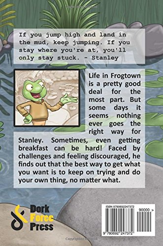 Stanley the Stinky Frog