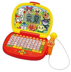 アンパンマン マイクでうたえる♪ はじめてのパソコンだいすき
