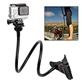 Vangold Adjustable Clamp Mount Jaws Clip Arm Neck Flex Clamp Clip Tripod with 27.5