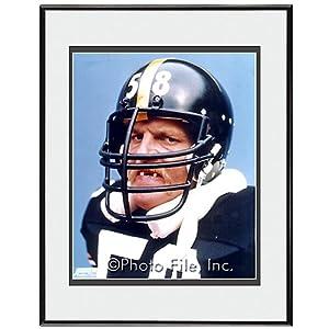 Amazon Com Photo File Pittsburgh Steelers Jack Lambert