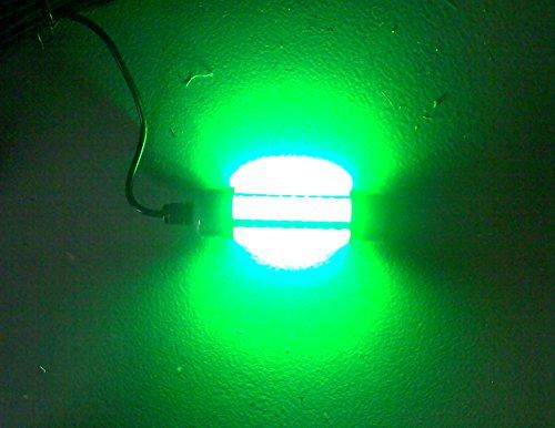 12v underwater green led fishing fish light snook light. Black Bedroom Furniture Sets. Home Design Ideas