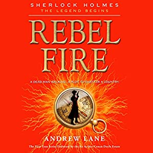 Rebel Fire Audiobook
