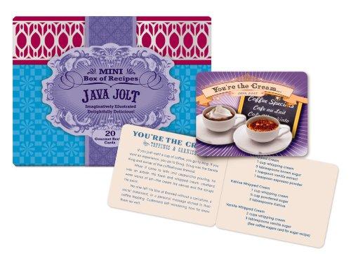 Studio Oh Mini Box Of Recipes, Java Jolt
