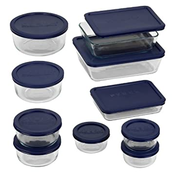 Pyrex Storage Plus 20 Piece Container Set