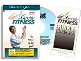51fOma KaFL. SL160  Gentle Fitness DVD   The Original Award Winning Chair Exercise / Chair Yoga Home Program for Seniors, People Living with Stiffness, Stamina Issues. Therapeutic Breathing, Smart, Fun, and Easy to Follow. You Deserve to Feel Good! Free, 20 pg Guide to Exercise.