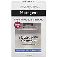 Neutrogena Shampoo, Anti-Residue Form…