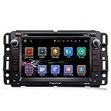 Eonon GA6180F Android 5.1 Car DVD Player Special for Chevrolet/GMC Silverado/Express Van/Avalanche/Acadia/Yukon/Impala Quad Core Lollipop In Dash GPS Radio Stereo 7 Inch 2 Din Multimedia