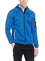 Black Crevice Chaqueta (Azul)