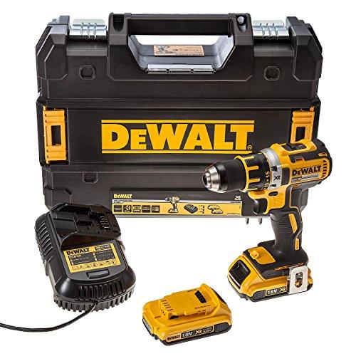 51fOs8bzlpL - BEST BUY #1 DEWALT DEWDCD790D2 Drill Drivers