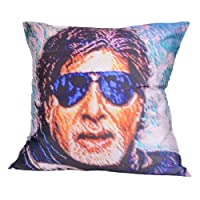 Lali Prints Always Best In Blue Glares Cushion Covers Digitally Printed