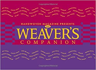 The Weaver's Companion (The Companion Series) written by Madelyn van der Hoogt