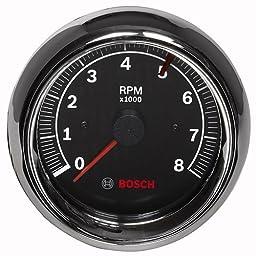 Sunpro CP7901 Super Tachometer II - Black Dial