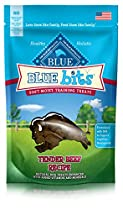 BLUE Bits Beef Treats for Dogs, 4 oz