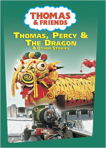 Thomas & Friends: Thomas, Percy & the Dragon