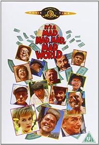 It's A Mad, Mad, Mad, Mad World [DVD] [1963]