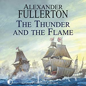 The Thunder and the Flame Audiobook