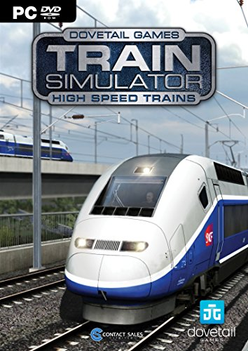 High Speed Trains Box with Download Code (PC)