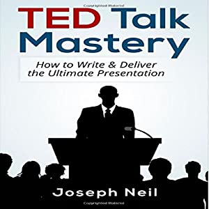 TED Talk Mastery Audiobook