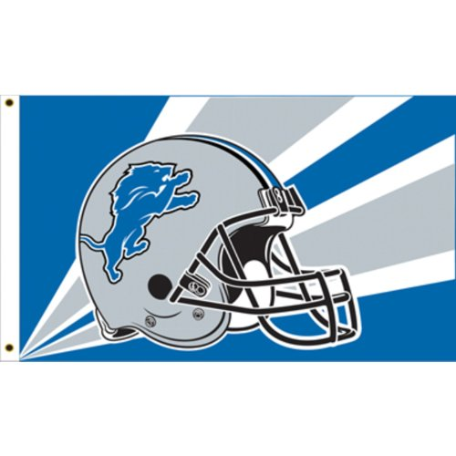 detroit lions youth football banner
