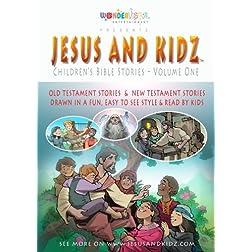Jesus and Kidz - Children's Bible Stories Volume One