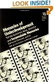 Memories Of Underdevelopment (Rutgers Films in Print series)